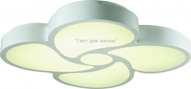Люстра ALTALUSSE INL-9306C-84 White